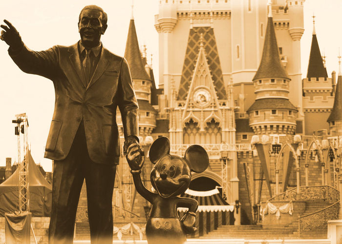 Mickey and a friend Castle Cinderella Castle DisneyWorld Friends HERO Holding Hands Magic Kindom Mickey Mouse :) Vacations Amazing Architecture Built Structure Famous People Fantasy Favorite Historic One Person Outdoors Park Pointing Standing Tourism Travel Destinations Waltdisney