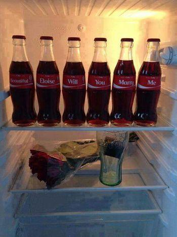 Delicious Food Lovely Maried 🎂 Maried Coca Cola Cocacola Coca Cola ✌ 💑💍💍💐