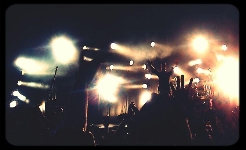 Arctic Monkeys R U Mine? En Concierto