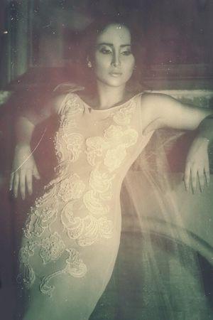Wedding dress fotoshoot.