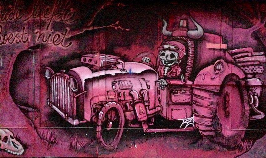 Graffiti Auto