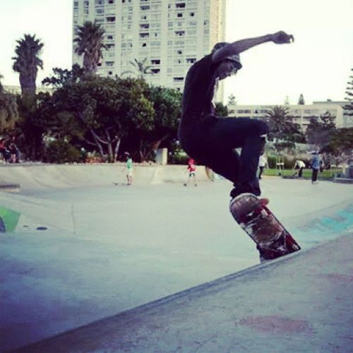 Missing Port Elizabeth. ♥ Portelizabeth Southafrica Happytimes Beach Ocean Sea Clouds Memorablemoments April 2014 Thingsilove Thingsimiss ♥♥♥ Skatepark Skating Parks Streetart Skateboards Rollerblades Bmx  Bmxing