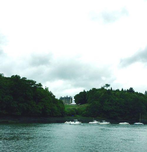 Bords de l'Oder par temps maussade :-( Fresh Air