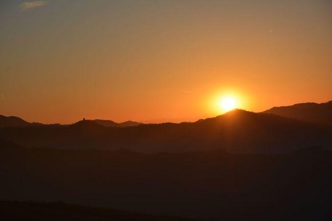 Magia Magic Sunset Hills Life Nopostproduction Nikon Nikkor Montalto