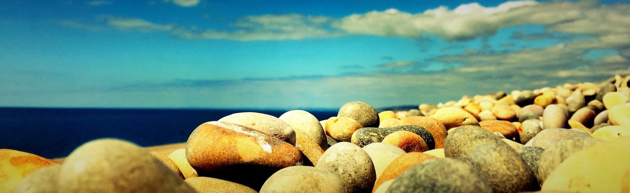 Pebbles Chesil Beach Iphonephotography Iphone6s Mix Filter Beachphotography Seaside