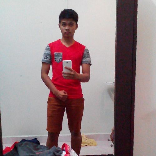Ootd Trible Red