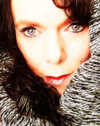 Me ( Repost ) Photoart ArtWork Art, Drawing, Creativity Self Portrait Portrait Me :)  Me Artistic Art EyeEmBestPics