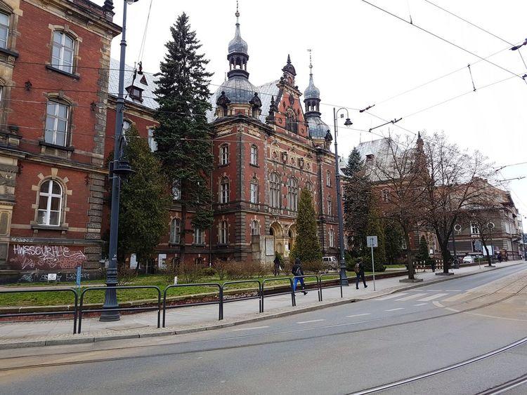 Building Exterior Travel Destinations Built Structure Architecture City Outdoors Cultures Architecture City Polandarchitecture Poland