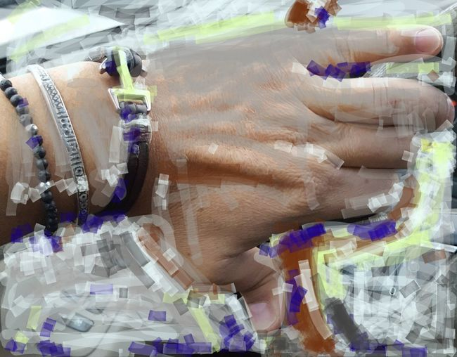 my hand on the steering wheel... Close-up Male Hand Bracelet Artfair Artgallery Illustration Popart Photoartist Popartstyle Smartphonephotography Onlineartgallery Onlineart Callforart Graficdesign Digitalart  Multi Colored Graffiti