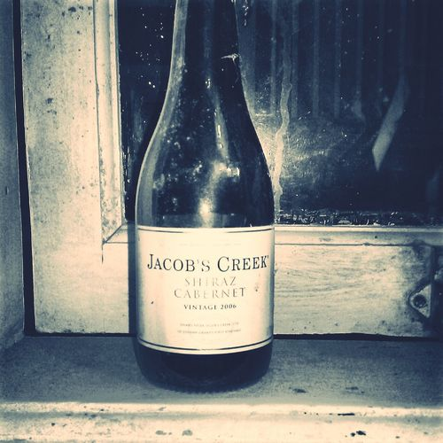 Having creek SHIRAZ CABERNET vintage 2006
