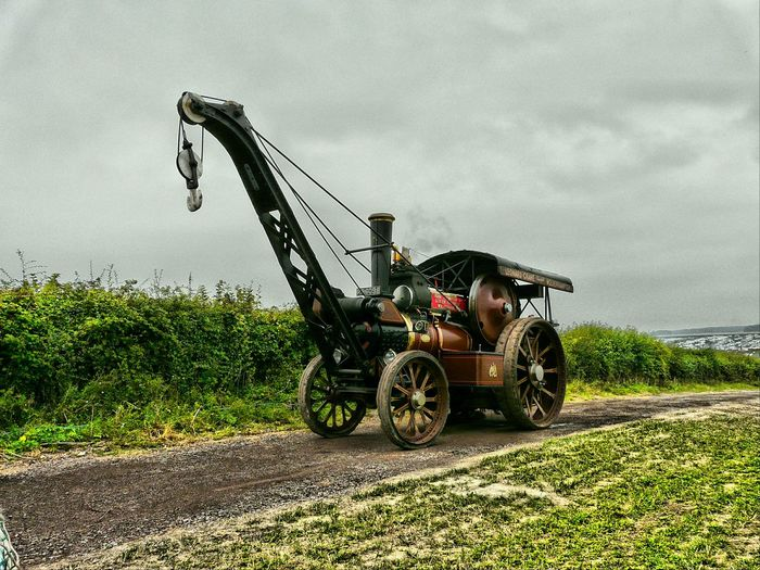 Great Day Out Great Dorset Steam Fair Steam Traction Engine Transportation Relaxing Taking Photos