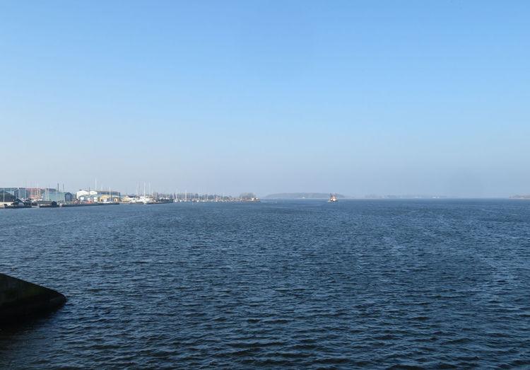 Water Sea Harbor