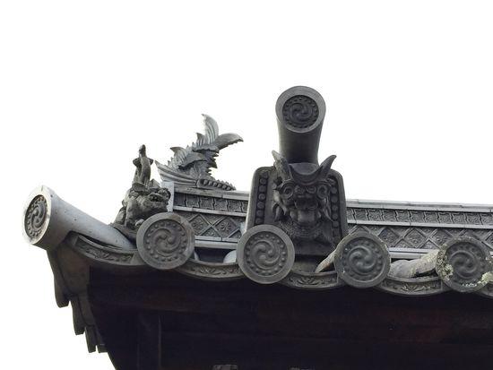 Japanese Temple 奈良 寺 法隆寺 Japan Nara 夢殿 聖徳太子