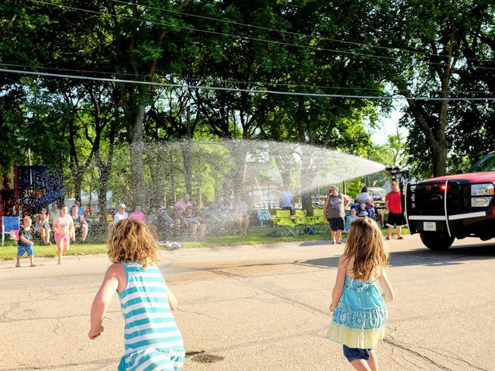 Old Settlers Picnic - Village of Western, Nebraska July 21, 2018 Always Making Photographs Americans Camera Work Community Event Getty Images Photo Essay Rural America Rural Fire Department Village Of Western, Nebraska Visual Journal Watching A Parade Eye For Photography Fire Hose Fire Truck Fujifilm_xseries Long Form Storytelling My Neighborhood Old Settlers Picnic Old Settlers Picnic 2018 Parade Photo Diary S.ramos July 2018 Small Town Stories