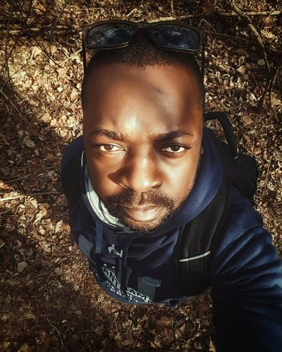 Self Portrait, February 2017 Only Men Close-up Portrait Headshot One Person One Man Only People Outdoors Day Front View Selfportrait Self Portrait Beard