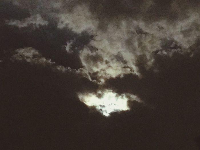 Evening sky First Eyeem Photo