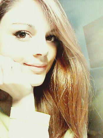 Smile :) Eyes Redhair Studying