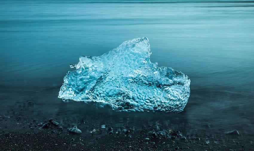 Iceberg on