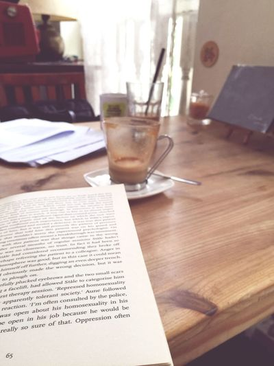 Cafe Book Coffee The Moment - 2015 EyeEm Awards
