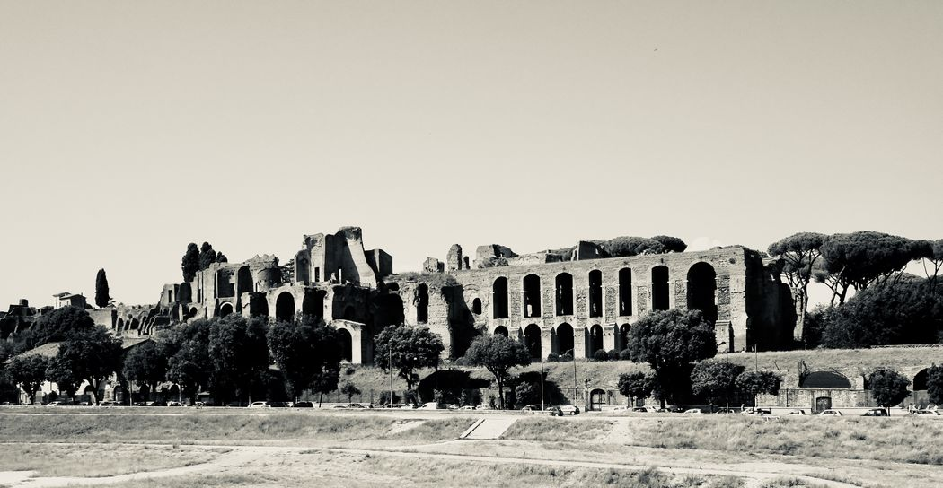 Ben Hur Circus Maximus Ancient Ancient Civilization Archaeology Architecture Building Exterior Built Structure Clear Sky Copy Space Day History Landscape Nature No People Old Ruin Outdoors Plant Sky The Past Tourism Travel Travel Destinations Tree
