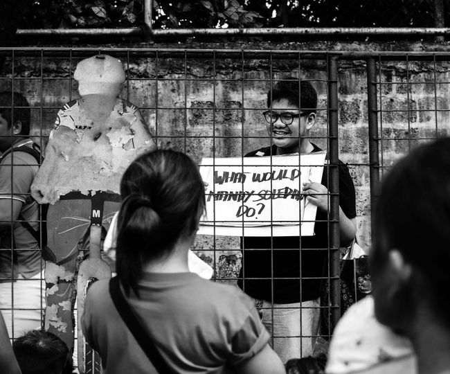 The untold topic of freedom. The Street Photographer - 2018 EyeEm Awards HSDailyFeature Symmetricalmonsters Uncalculated Streetmobs Streetmeetina Seemycity Yngkillers Streetframe Vscophilippines Comeseeph Nikontop Focalmarked 1stinstinct Urbanandstreet Nikonphotography Citykillerz Sinopinas Guardiancities Travelph Meistershots Nikon_photography_ Bnw_friday_eyeemchallenge Bnw Bnw_collection Focus On The Story The Architect - 2018 EyeEm Awards The Street Photographer - 2018 EyeEm Awards The Portraitist - 2018 EyeEm Awards The Photojournalist - 2018 EyeEm Awards The Troublemakers