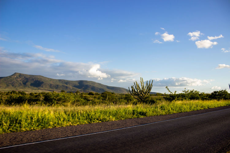 Na estrada Road