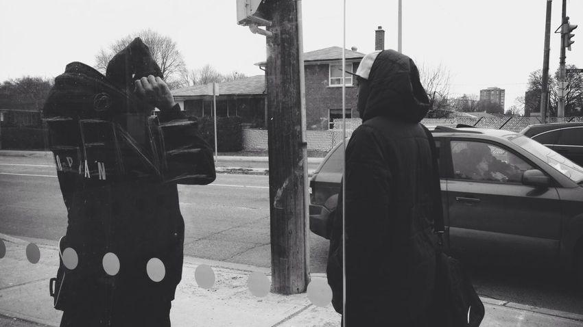 young film critics pt. 2 Waiting Toronto Black And White Rexdale Snapshots