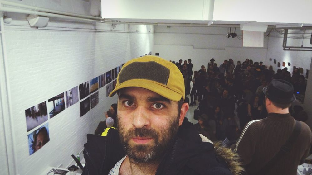 EyeEm Event Selfie New York City