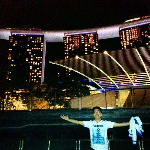 Hello Marina Bay Sands! SGMoments SGChronicles PragueinSG