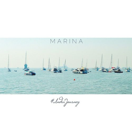 M A R I N A IndiaJourney Bluewater Water Sails Yatch