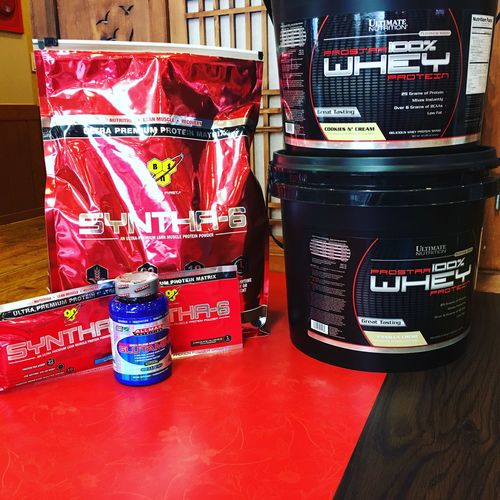 Syntha6 with Prostar Protein