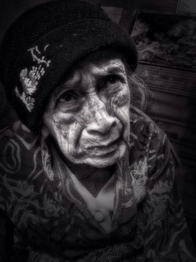 ❤️Grandma❤️ https://www.facebook.com/winky.damian/posts/10202319255290278:0 EyeEm Best Shots - People + Portrait EyeEm Indonesia Eye4photography  Portrait