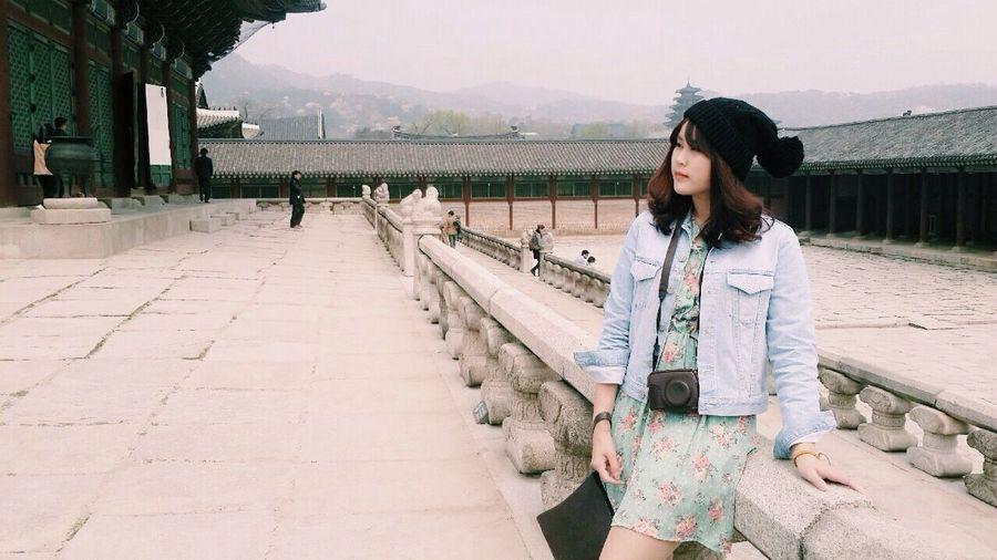 경복궁 (gyeongbok Palace) Koreatrip Seoul_korea South Korea