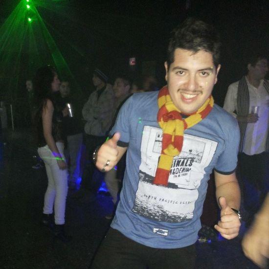 Soy Harrypotter con la Bufanda del @washimgo jejeje lo pase Incréible en NuevaCero