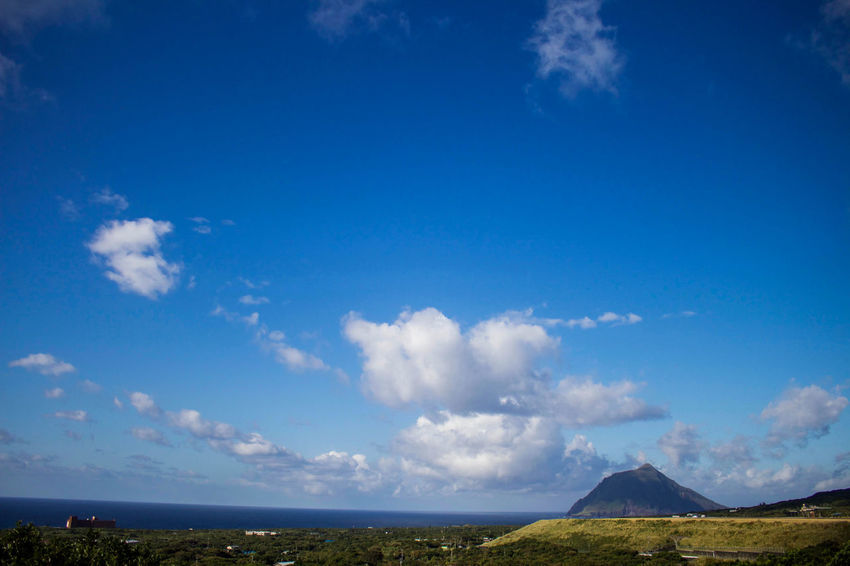 Blue Sky 八丈島 Nature_collection Clouds Sky OpenEdit Eoskissx7i Hachijo-island Tokyo,Japan Nature Photography Island