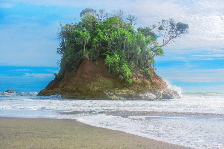 beauty beach in