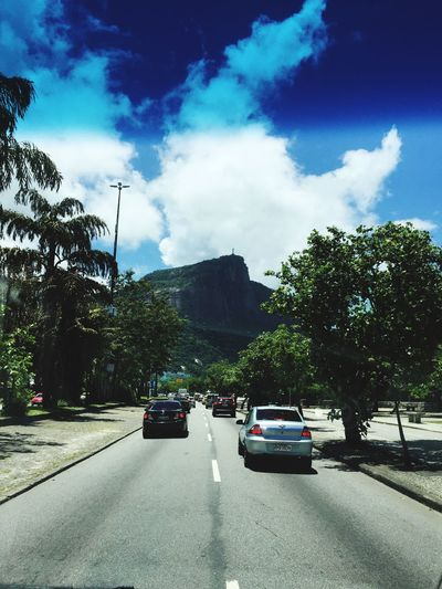 My city is beautiful My City Is Beautiful Car Transportation Sky Cloud - Sky Road Tree Mobility In Mega Cities Mode Of Transport Mountain Beauty In Nature
