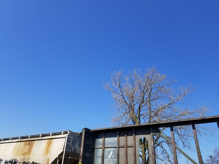 Water Blue Sky