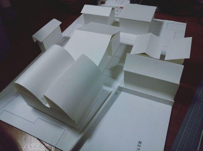 Peripheral Model Shinjuku Preparation Of Design