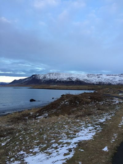Road Trip Iceland Road Iceland Iceland Scene Iceland Winter Iceland Summer Landscape Sky Tranquil Scene Nature Tranquility Scenics - Nature Beauty In Nature No People