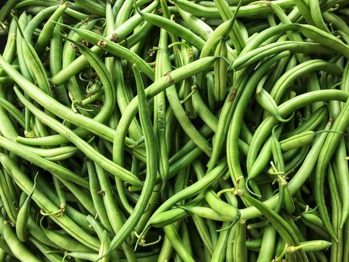 Green Market Abundance Backgrounds Been Close-up Directly Above Food Food And Drink For Sale Fresh Freshness Full Frame Green Bean Green Color Healthy Eating High Angle View Large Group Of Objects Market No People Retail  Still Life Top View Vegetable Wellbeing