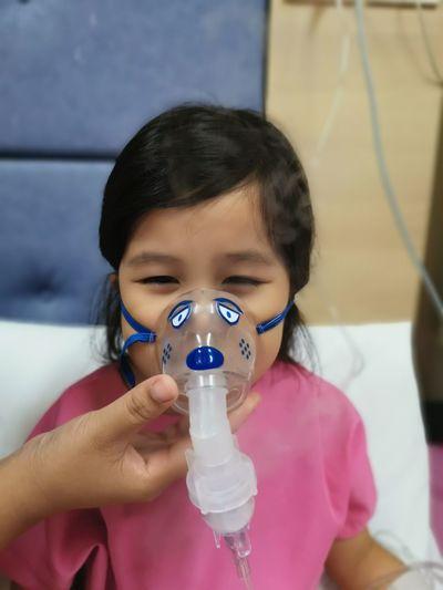 Medicine fog children