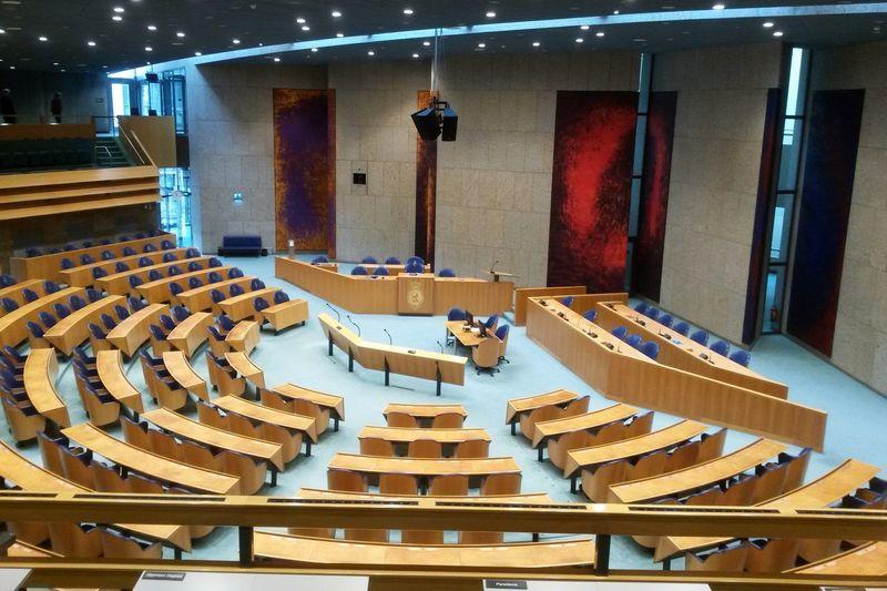 Den Haag Debate Democracy Parliament Constitution Storytelling