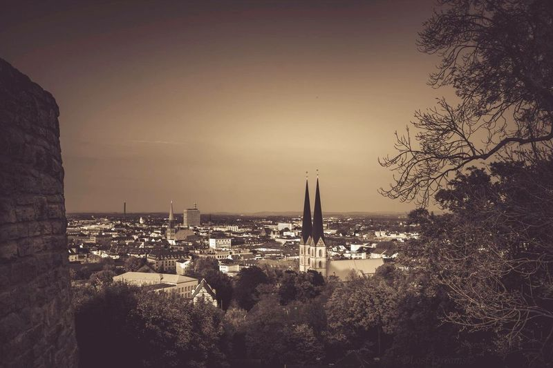 Bielefeld Sky Outdoors Beauty In Nature Scenics Cityscape City