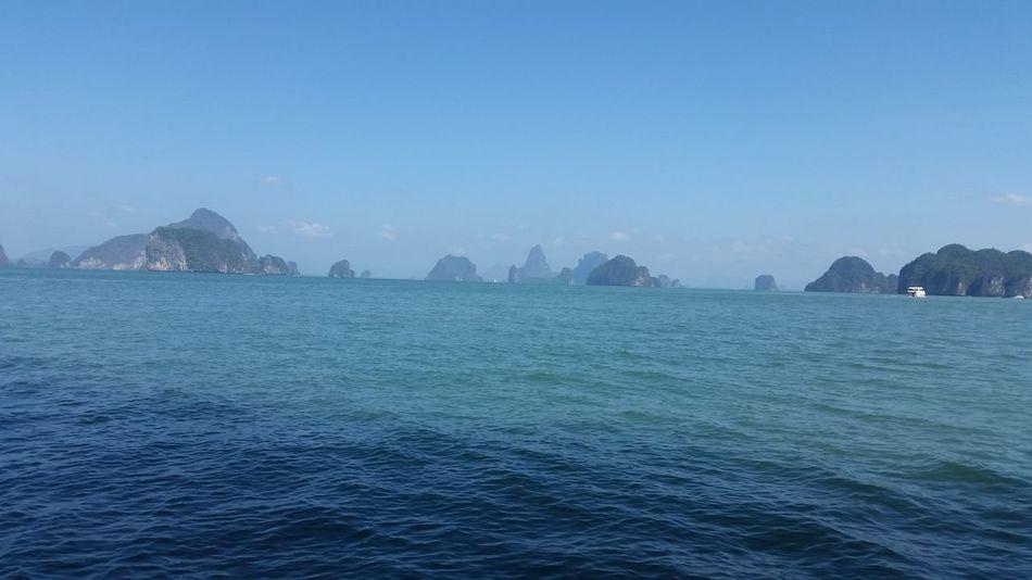 Island Tourism Vacations Travel Destinations Sea Rock Thailand Thaïlande Iles  Iles  Mer Iles  Iles  Montains    Montagnes