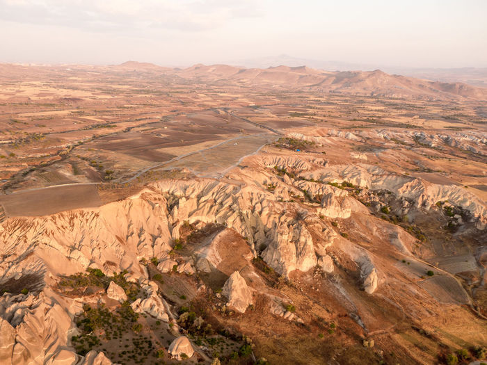 Landscape view of Cappadocia. Turkey View View From Above Landscape Göreme Cappadocia Geology Mountains Beautiful Perspectives On Nature Go Higher