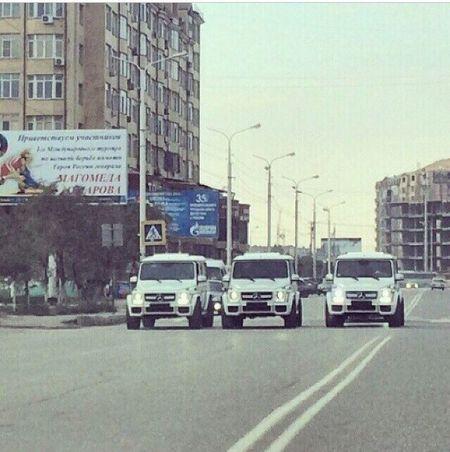 Dagestani mafia Cars Mafia
