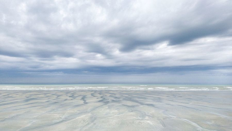 storm Water Sea