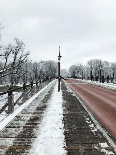 Sunday winter walk in Munich 😍 Winter Architecture City Nature No People Street Light First Eyeem Photo EyeEmNewHere