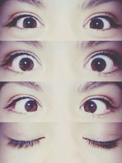 Brown Eyes Beauty! ?